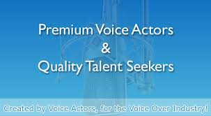 Voiceover.biz, only Premium Talent and WoVO Pros